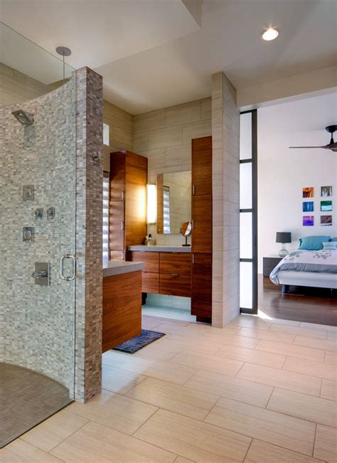 badgers bathrooms contemporary richland villa offers stunning views of