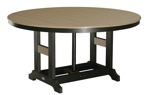 60 quot dining tables counter height