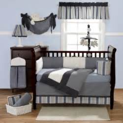 black baby crib sets stripe bedding sets foter
