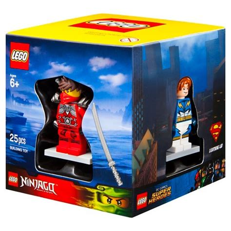 lego dc comic cosmic boy to go with lightning lad