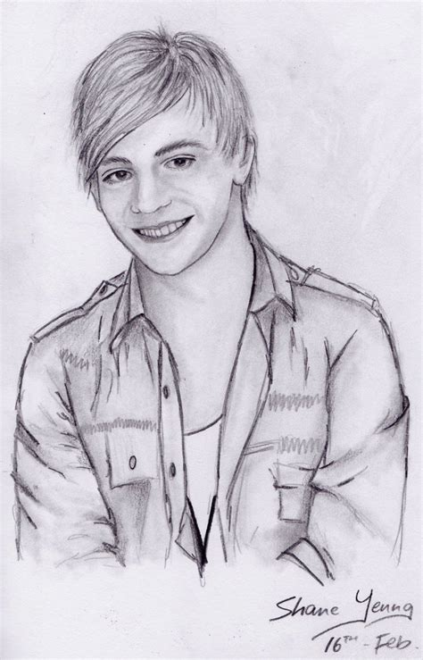ross lynch money free coloring pages