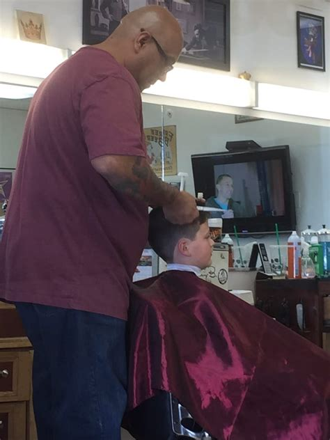table santa teresa and cottle krown barber shop 24 photos 138 reviews barbers