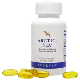 Minyak Ikan Nature S Benefit productos forever living