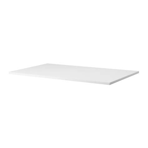 White Table Top by Skarsta Table Top White 120x70 Cm