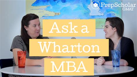 Wharton Part Time Mba Gmat Score by Ask A Wharton Mba Admissions And Gmat Faq