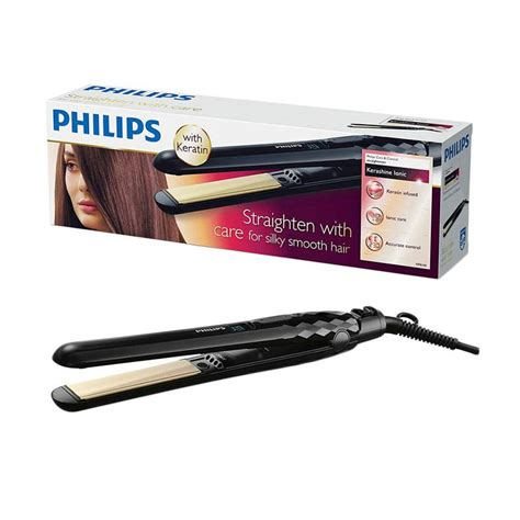 jual philips hp8348 kerashine ionic straightener alat