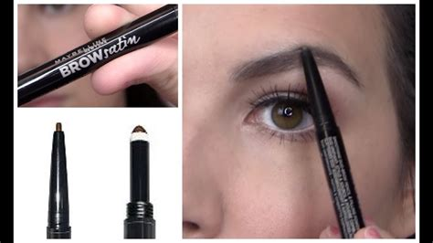 Eye Brow Maybelline maybelline brow satin review