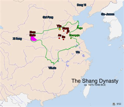 shang dynasty map episode 7 companion mapping the shang the history of china