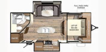 Fun Finder Floor Plans by 2015 Cruiser Rv Fun Finder Series M 233 Rbs Floorplan