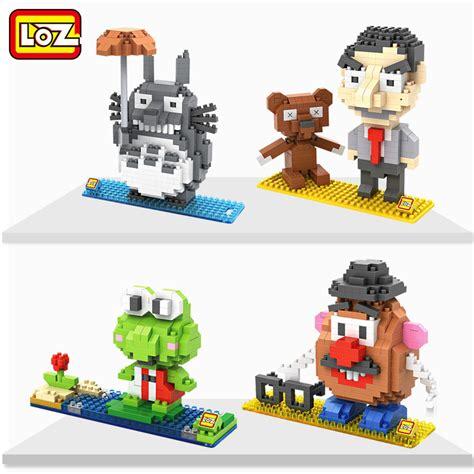 Loz Nano Block Mr Bean Teddy popular mr bean figure buy cheap mr bean figure lots from
