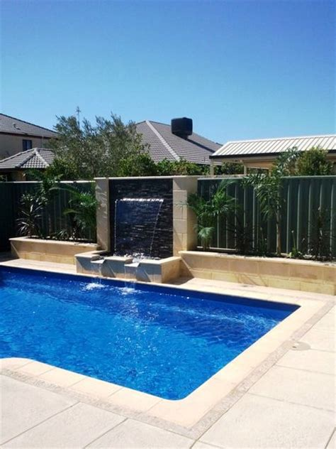 Outdoor Pool Designs Swimming Pool Feature Example 1 171 Innovative Water