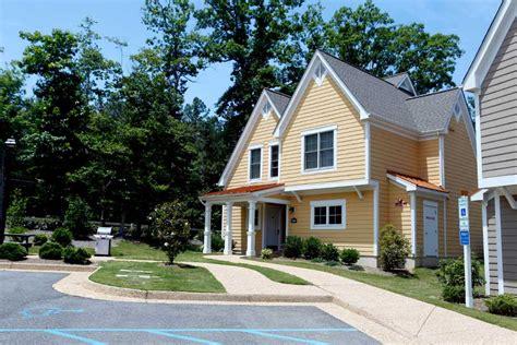 williamsburg vacation rentals creek resort rentals