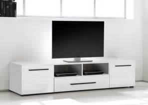 Exceptionnel Meuble D Angle Cuisine Conforama #3: meuble-tv-design-blanc-roma.jpg