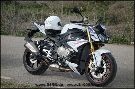 Motorrad Bmw S1000r by Bmw S 1000 R 2017 Erster Fahrbericht Bmw Motorrad