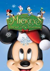 mickey s twice upon a christmas disney movies