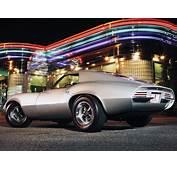 Pontiac Banshee Concept Car 1964 – Old Cars