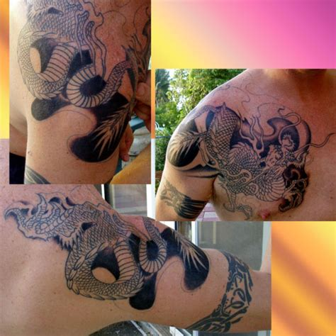 tattoo japanese wiki 600px asian dragon tattoo uncomplete jpg