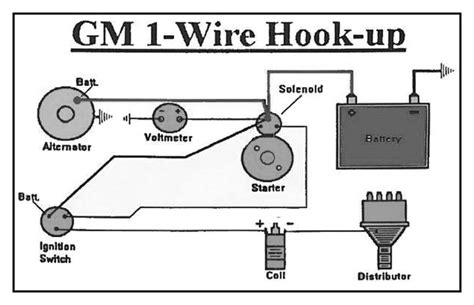 2wire alternator diagram ford 2wire tractor engine and