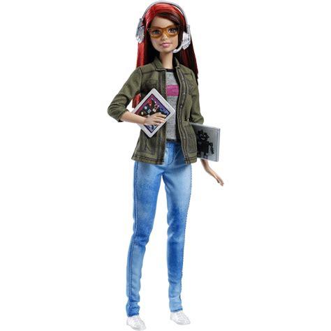 design barbie doll game game developer barbie mattel s new career doll