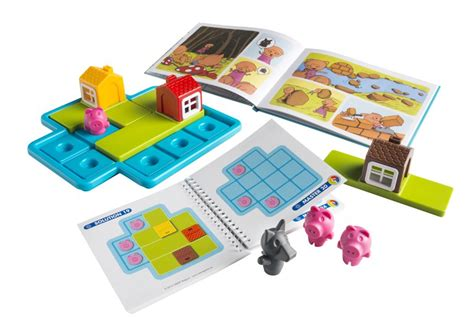 speelgoed kind 4 jaar de drie kleine biggetjes is winnaar speelgoed van het jaar