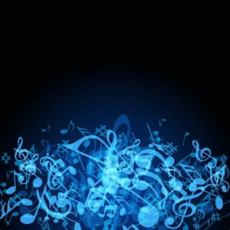 song from blue vector de fondo m 218 sica azul oscuro descarga en vectorportal