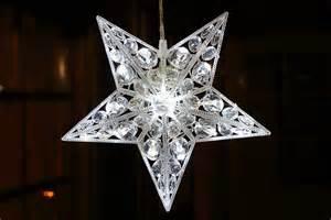 sterne mit beleuchtung lichterkette mit 6x gro 223 beleuchtet 90 led au 223 en