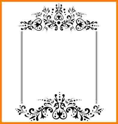 blank wedding place card template 7 blank wedding invitation templates free invoice letter