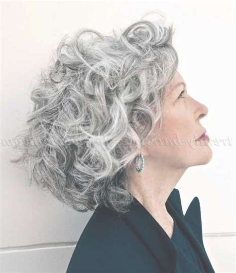 up to date hairstyles for women over 50 25 collection of medium hairstyles for grey haired woman
