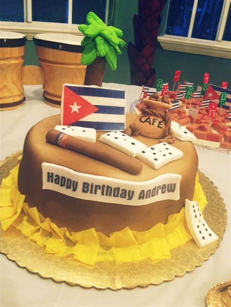 cuban themed decorations cuban themed rehearsal dinner themed