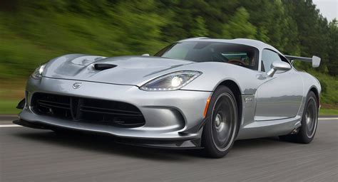 2020 Dodge Viper by New Dodge Viper Rumored For Launch In 2020 With Around 550