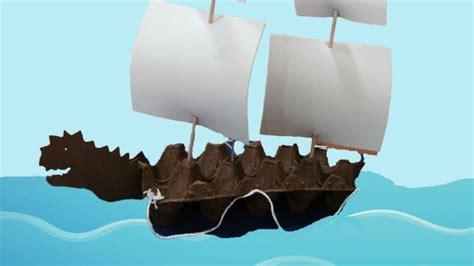 como hacer un barco gigante de carton como elaborar un barco pirata parking de cart 243 n