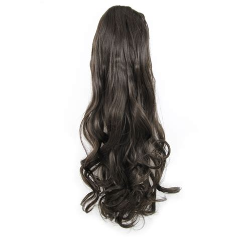curly pony tail human hair advertised on qvc 14 inch bright drawstring human hair ponytail casual curly