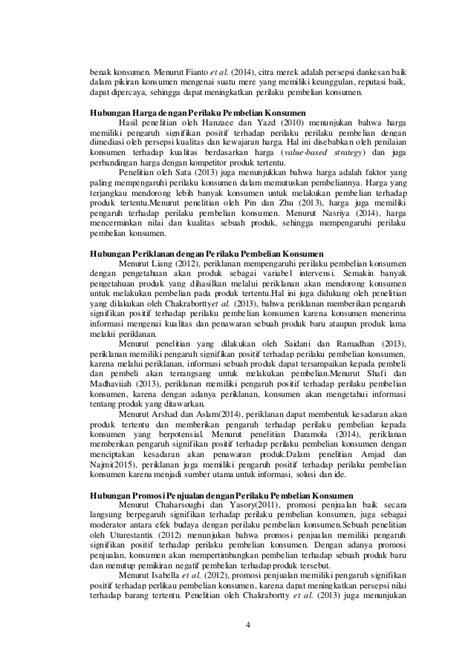 Harga Dan Merek Bra by Analisispengaruh Fitur Produk Citra Merek Harga