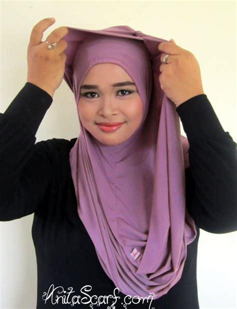 tutorial hijab paris ala dewi sandra hijab tutorial hanna dewi sandra di sinetron catatan