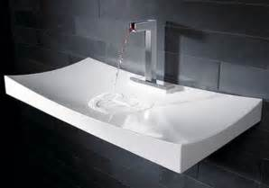 modern sinks for bathrooms modern bathroom ideas trends in rectangular