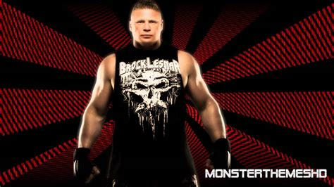 brock lesnar theme with lyrics full version wwe brock lesnar 6th theme song quot next big thing quot hd