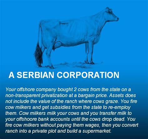 cows explain economics    class architecture design