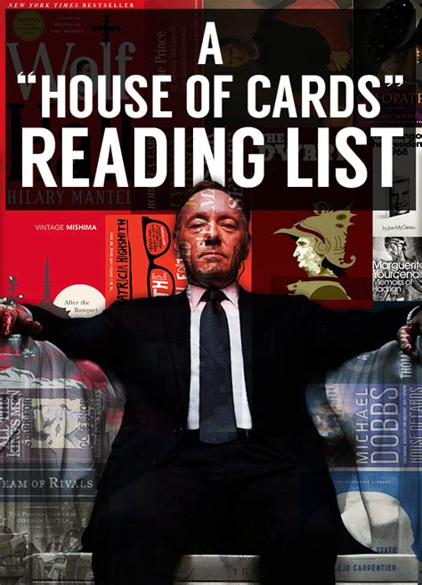 buzzfeed house of cards 23 books every fan of house of cards should read