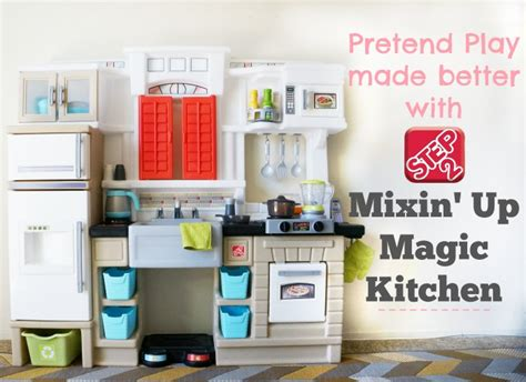 Magic Kitchen Reviews by Pretend Play Made Better With Step2 Mixin Up Magic