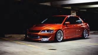 Mitsubishi Evo 8 Cars Vehicles Tuning Mitsubishi Lancer Evolution