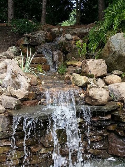 Backyard Waterfalls For Sale by 246 Best Images About Ponds Waterfalls On