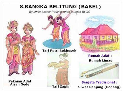 keragaman suku bangsa  budaya  indonesia  provinsi