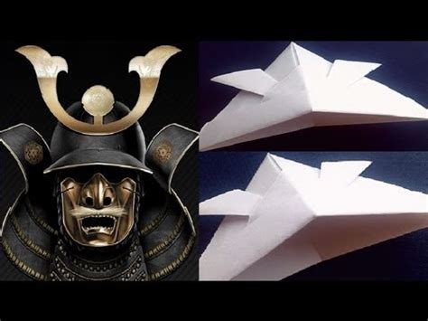 How To Make A Samurai Helmet Out Of Paper - how to make a paper samurai helmet