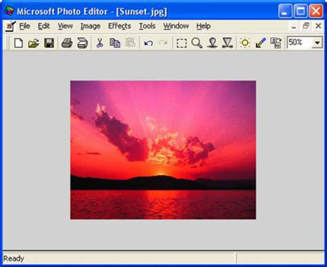 editor de imagenes intercambios virtuales microsoft photo editor descargar