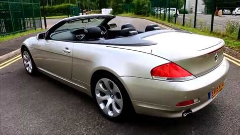 Bmw 650i Specs by 2006 Bmw 650i Convertible Ultimate Spec Great Value