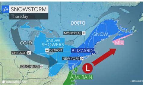 blizzard predictions 2017 mike smith enterprises blog blizzard forecast in the