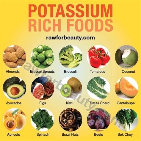 vegetables rich in potassium healthy fruits and vegetables amazing meal cleanse foods
