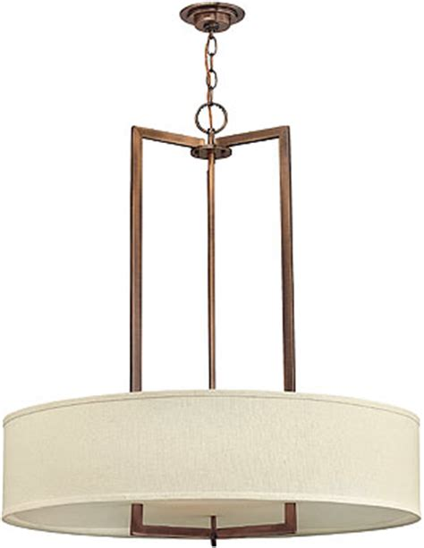 Linen Drum Shade Chandelier Hton Large Chandelier With Linen Drum Shade House Of Antique Hardware