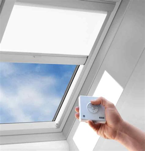 Dachfenster Rolladen Velux by Velux Skylight Blinds Roselawnlutheran