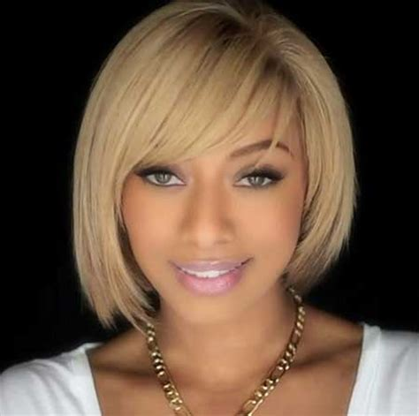 side swept hairstyles for black 20 short bob hairstyles for black women zuzifeed